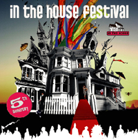 InTheHouse CD cover