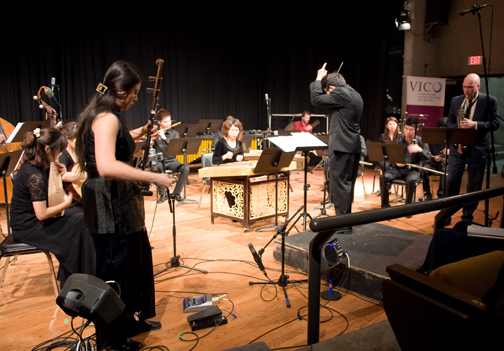 Improvisation for Large Ensembles