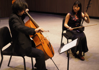 Tung & Peng (erhu & cello)